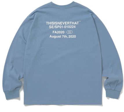 thisisneverthat More T-Shirts Unisex Street Style T-Shirts 6