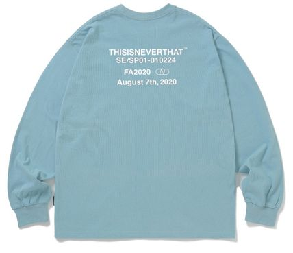 thisisneverthat More T-Shirts Unisex Street Style T-Shirts 15