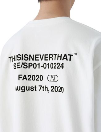 thisisneverthat More T-Shirts Unisex Street Style T-Shirts 18