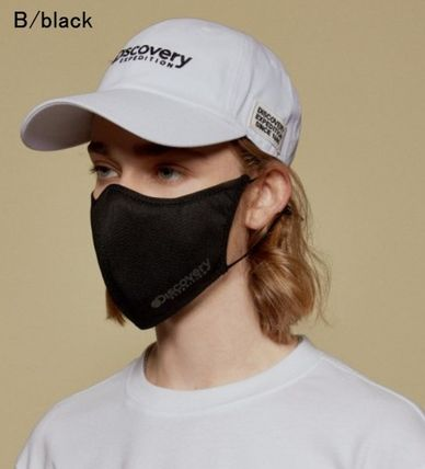 Unisex Street Style Cotton Logo Accessories