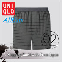 UNIQLO Stripes Trunks & Boxers