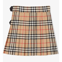 Burberry Kids Girl  Bottoms