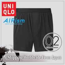 UNIQLO Plain Trunks & Boxers