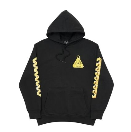 Street Style Logo Skater Style Hoodies