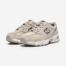 New Balance Low-Top Unisex Street Style Plain Logo Low-Top Sneakers 4