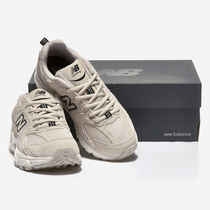 New Balance Low-Top Unisex Street Style Plain Logo Low-Top Sneakers 11