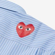 COMME des GARCONS Shirts Collaboration Long Sleeves Logo Designers Shirts 5