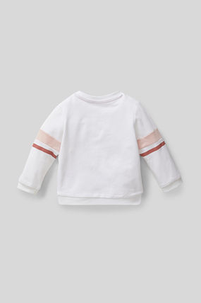 Organic Cotton Collaboration Baby Girl Tops