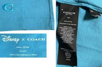 Coach More T-Shirts Monogram Collaboration Other Animal Patterns Cotton 5