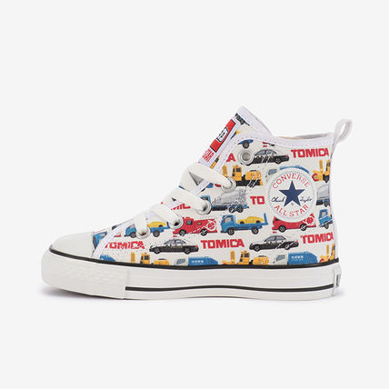 CONVERSE ALL STAR Unisex Kids Girl Sneakers