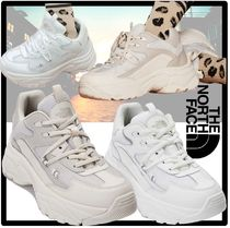 THE NORTH FACE Casual Style Street Style Low-Top Sneakers