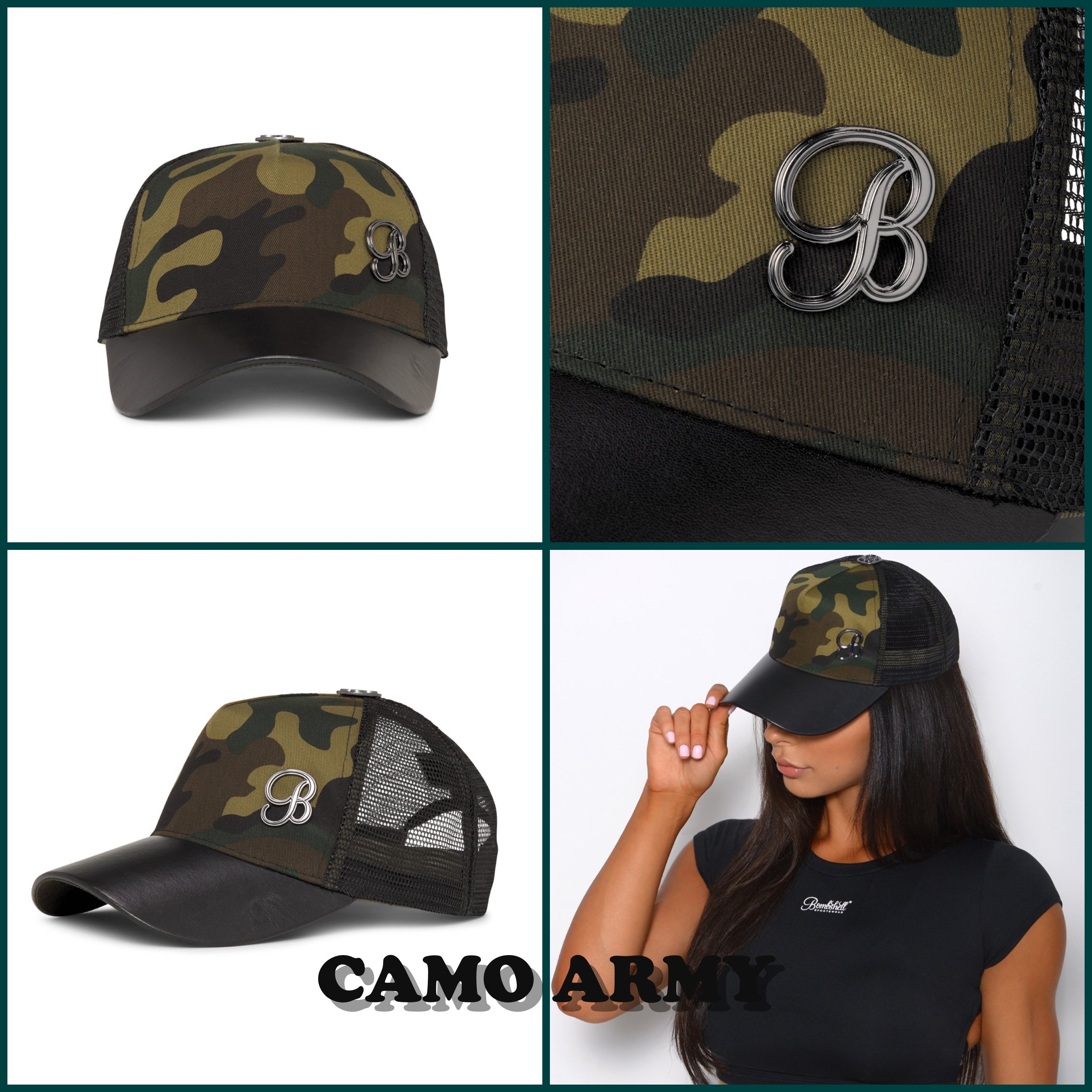 shop bombshell sportswear accessories