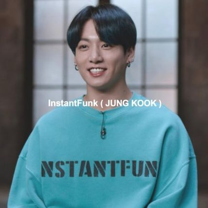 INSTANTFUNK BTS'BREAK THE SILENCE'★INSTANTFUNK★JUNG KOOK MTM