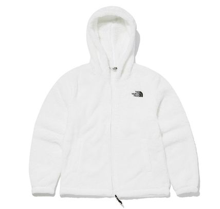 THE NORTH FACE WHITE LABEL Unisex Street Style Fleece Jackets Jackets