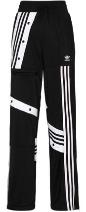 adidas Casual Style Unisex Street Style Collaboration Logo Pants