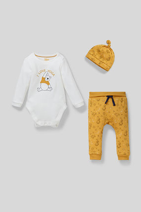 Organic Cotton Collaboration Baby Girl