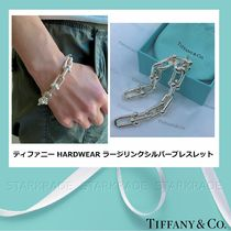 Tiffany & Co Tiffany HardWear Casual Style Unisex Street Style Party Style Silver