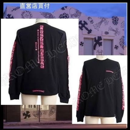 Unisex Street Style Long Sleeves Cotton Long Sleeve T-shirt