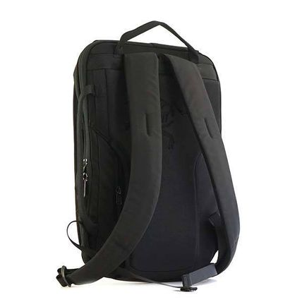 Logo Nylon Backpacks