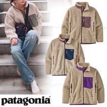 Patagonia Retro X Unisex Shearling Kids Girl Outerwear