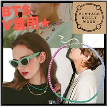 VINTAGE HOLLYWOOD Unisex Street Style Necklaces & Chokers