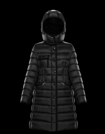 MONCLER HERMINE 【MONCLER】 HERMINE Down Long Jacket
