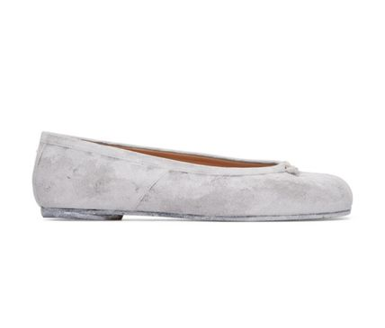 Maison Margiela Tabi Collaboration Plain Ballet Shoes