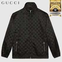 GUCCI Gucci Off The Grid Zip-Up Jacket