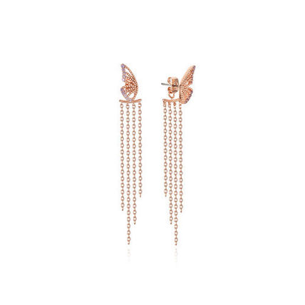 Party Style Elegant Style Formal Style  Earrings