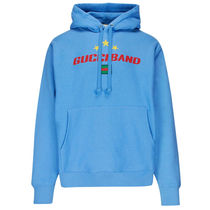 GUCCI Pullovers Cotton Logo Luxury Hoodies