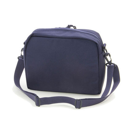 Nylon Plain Logo Messenger & Shoulder Bags