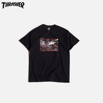 THRASHER More T-Shirts Street Style Skater Style T-Shirts