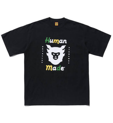 HUMAN MADE More T-Shirts Unisex Street Style T-Shirts 3