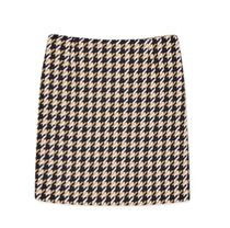 Pencil Skirts Zigzag Mini Skirts