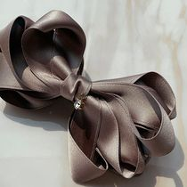 Barettes Casual Style Office Style Elegant Style Clips