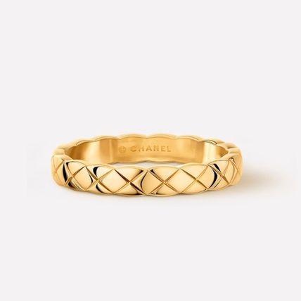 CHANEL MATELASSE Coco Crush Ring