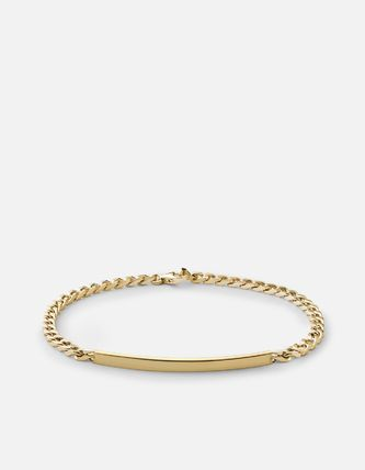 Casual Style Unisex Party Style 18K Gold Office Style
