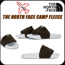 THE NORTH FACE Open Toe Unisex Street Style Sport Sandals Logo Flat Sandals