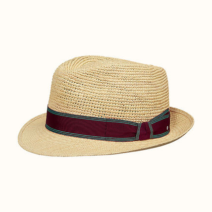 HERMES Straw Hats