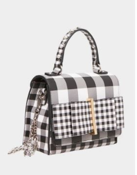 Other Plaid Patterns Casual Style Faux Fur Office Style
