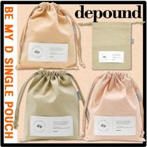 depound Street Style Pouches & Cosmetic Bags