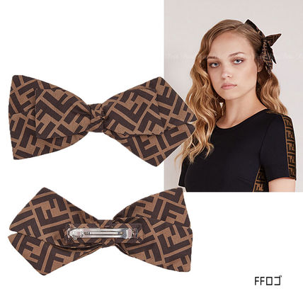 FENDI F IS FENDI Elegant Style Headbands