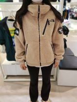 THE NORTH FACE RIMO Short Street Style Shearling Logo Jackets