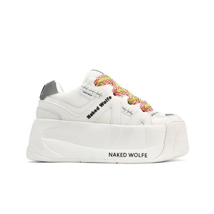 Unisex Collaboration Logo Low-Top Sneakers