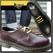 Dr Martens 1461 Unisex Street Style Leather Oxfords