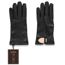 Louis Vuitton Leather Gloves