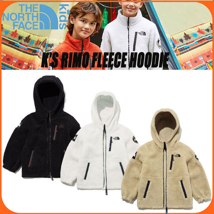 THE NORTH FACE RIMO Unisex Street Style Shearling Kids Girl Outerwear