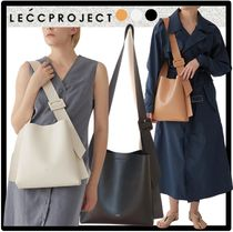 LECC PROJECT Casual Style Totes