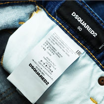 D SQUARED2 Skinny Tapered Pants Street Style Skinny Jeans 8