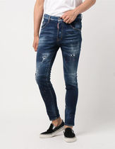D SQUARED2 Skinny Tapered Pants Street Style Skinny Jeans 10